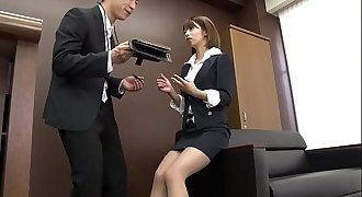Japanese stop time office
